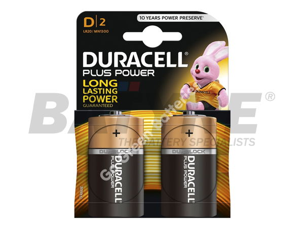 Rechargeable Duracell D
