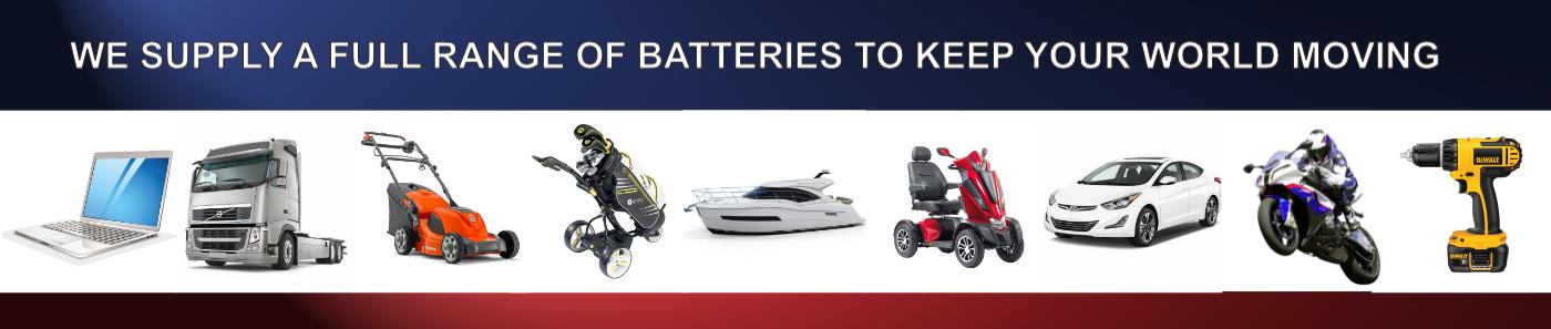 Batyre online battery supplier Northern Ireland