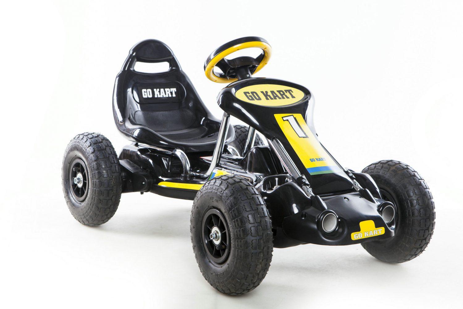 Battery powered Kart