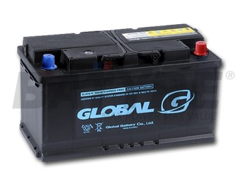 GLOBAL 019 AGM Start-Stop Starter Battery