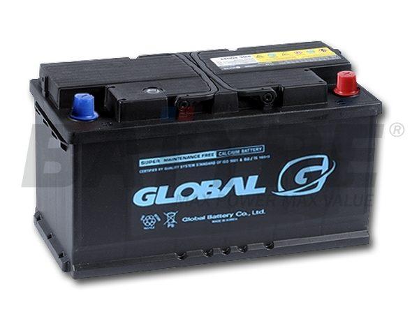 global smf 111 90ah battery global car battery 12 volts. Black Bedroom Furniture Sets. Home Design Ideas
