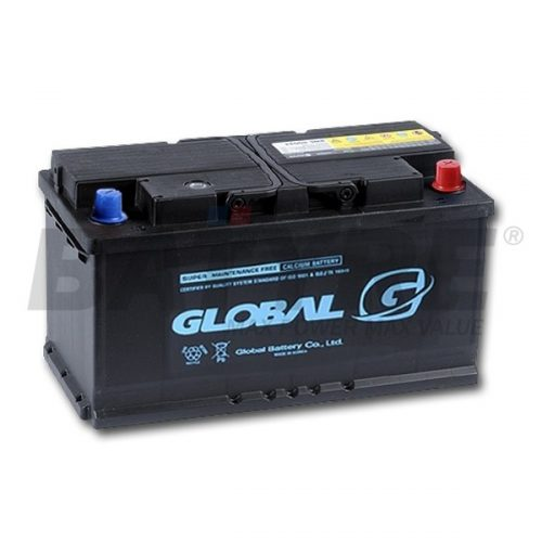 GLOBAL SMF 627SHD 140Ah Starter Battery