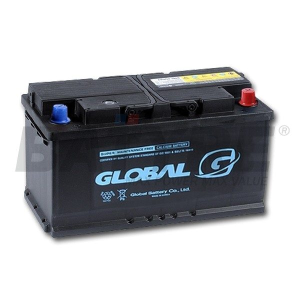 GLOBAL SMF 629SHD 180Ah Starter Battery
