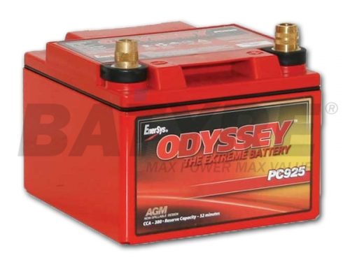 ODYSSEY PC925 12V 28Ah AGM Racing Battery