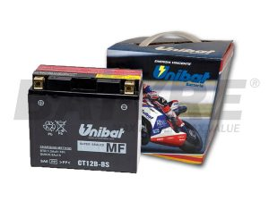 Unibat motorcycle battery