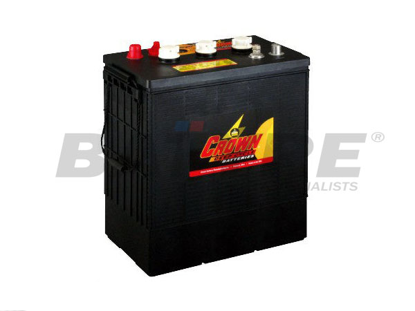 Crown CR330 6 Volt Deep Cycle Battery - Batyre