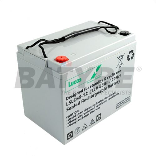 Lucas_12v_85_ah_SLA_Deep_Cycle_Mobility_Battery