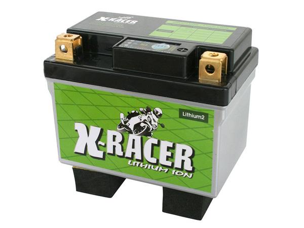 UNIBAT X-RACER LITHIUM 2 12V