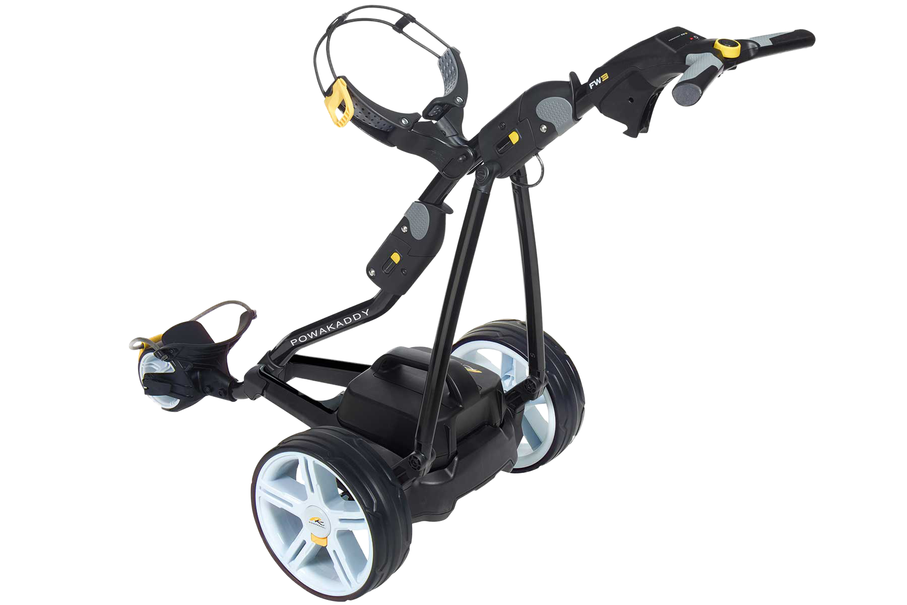 Golf battery operated cart