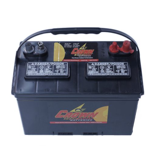 Crown Marine 27dc105 Deep Cycle Battery