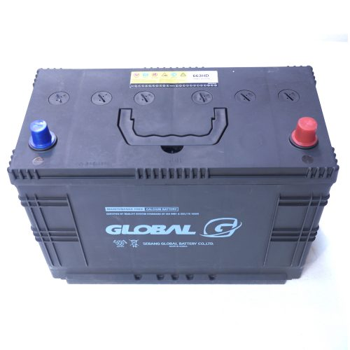 GLOBAL 663HD 105Ah 920A Starter Battery