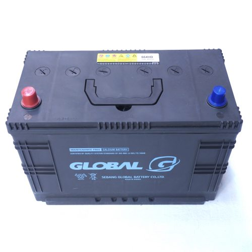 GLOBAL 664HD 105Ah 720A Starter Battery