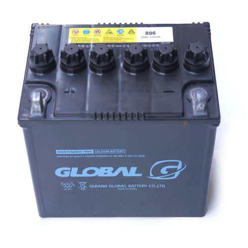 GLOBAL 896 22Ah Starter Battery