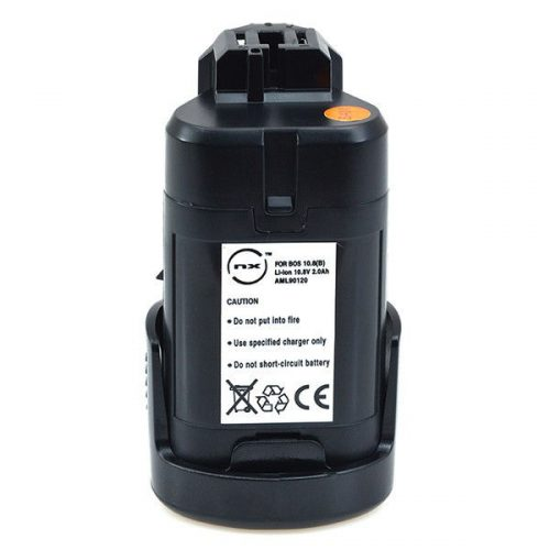 Power tool battery 24V 3Ah - 24v battery suitable for Bosch 10.8v battery range - Ref. : AML90120