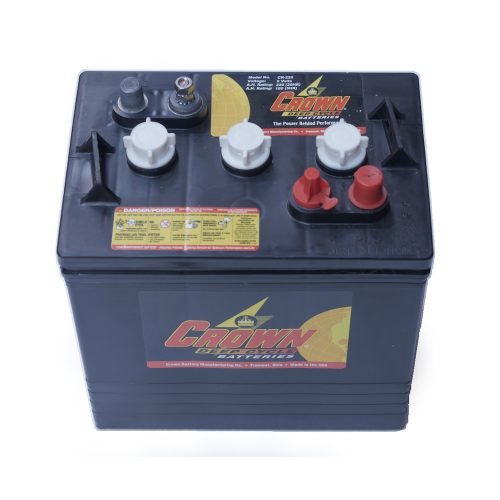 Crown CR220 6v 220Ah Deep Cycle Battery
