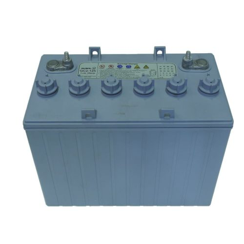 Global GC2-125 industrial battery, traffic battery
