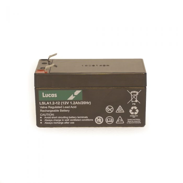 LSLA1.2-12 Lucas Battery