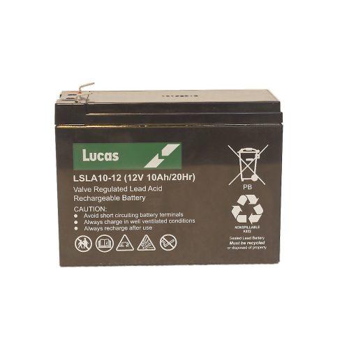 LSLA10-12 Lucas Battery - online store