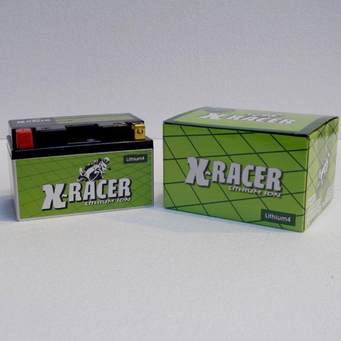 Battery Unibat X Racer Lithium 4