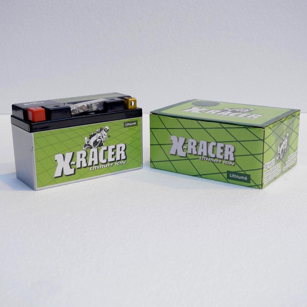 UNIBAT X-RACER LITHIUM-6