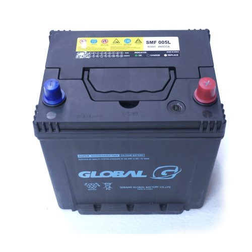 GLOBAL 005L 60Ah 820A Starter Battery