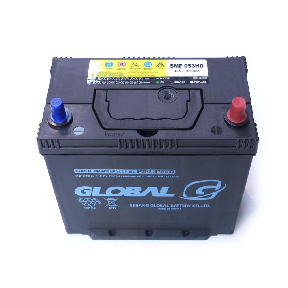 GLOBAL SMF-017 90AH Battery