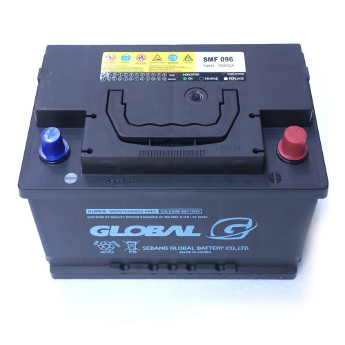 GLOBAL 096 70Ah Starter Battery - Online Battery Supplier