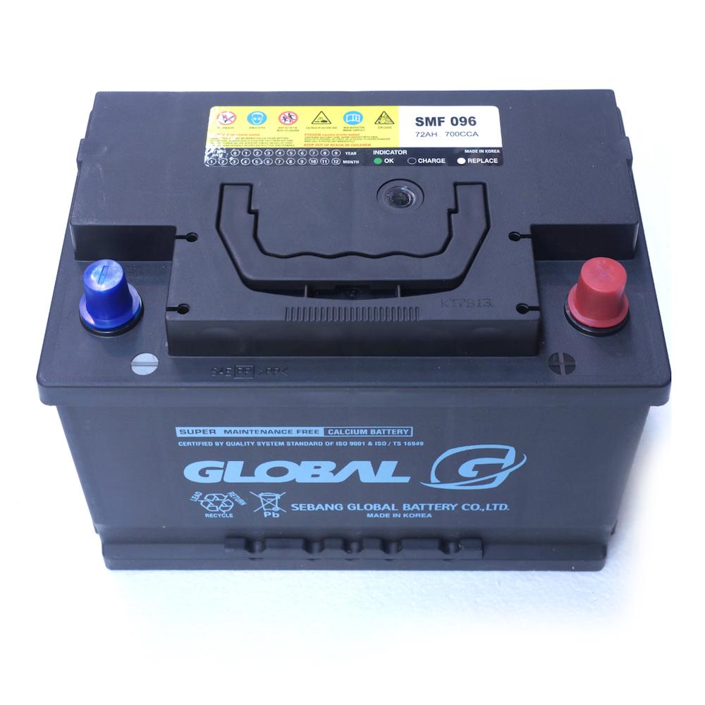 GLOBAL 096 70Ah Starter Battery - Online Battery Supplier