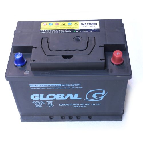 GLOBAL 096SHD