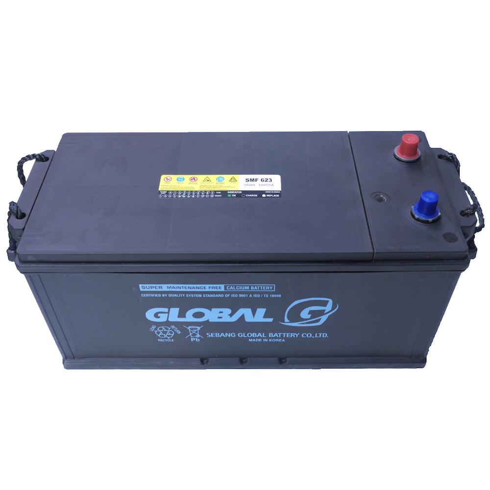 GLOBAL 623 180Ah Battery - Online Truck Battery