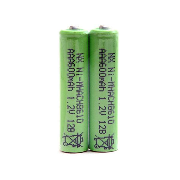 Phillips cordless phone battery *2 AAA 1.2V 600mAh PP ACH8610 B41063S