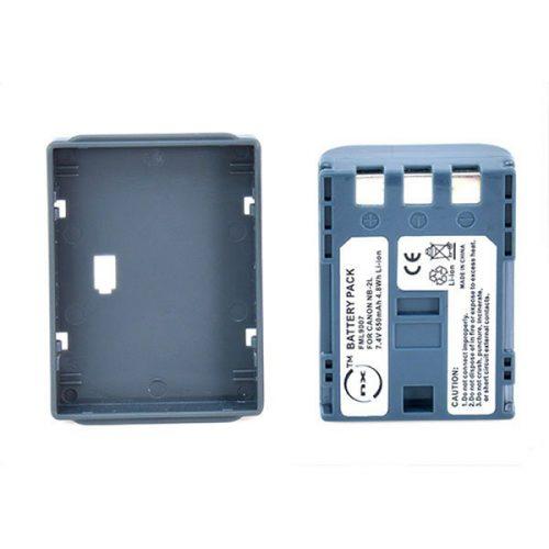 Canon digital camera/camcorder battery 7.4V 650mAh - B41046S - FML9007_1