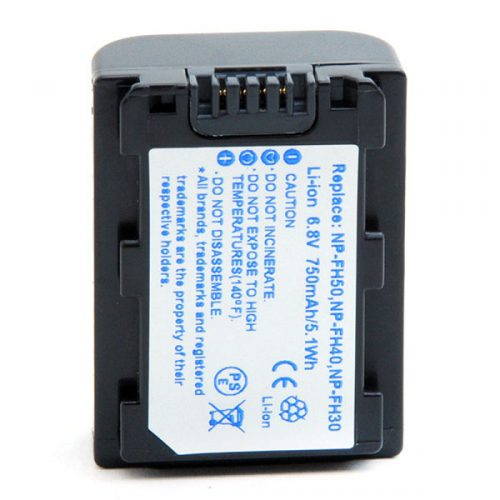 Sony digital camera/camcorder battery 6.8V 750mAh - B41048S - FML90116