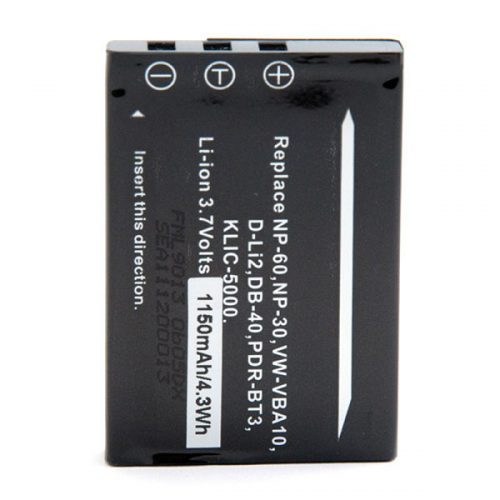 Aiptek digital camera/camcorder battery 3.7V 1100mAh - B41050S - FML9013