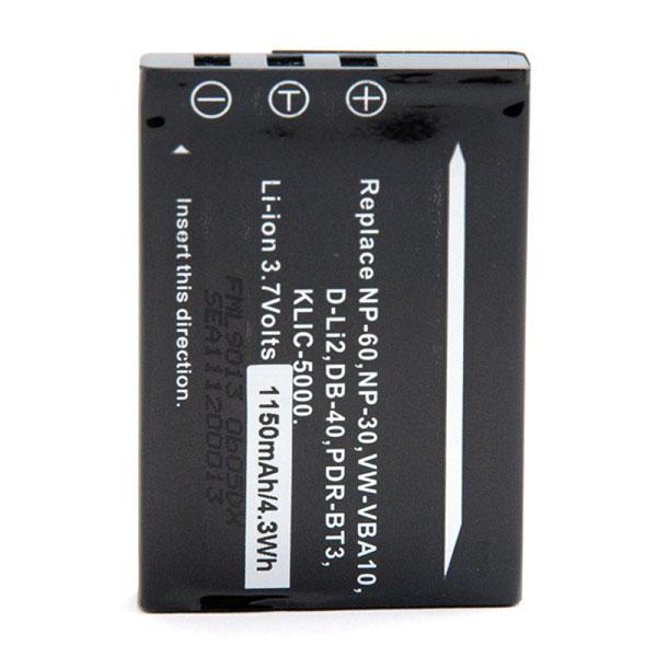 Aiptek digital camera/camcorder battery 3.7V 1100mAh - B41050S - FML9013