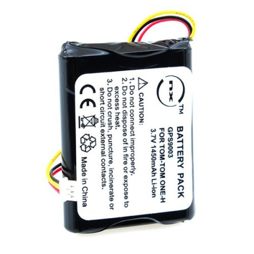 GPS Tom Tom battery 3.7V 1100mAh - B41077S