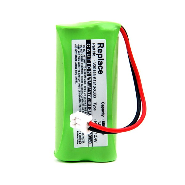 Cordless phone replacement battery 2*AAA 2.4V 650mAh - B41064S - MGH8610