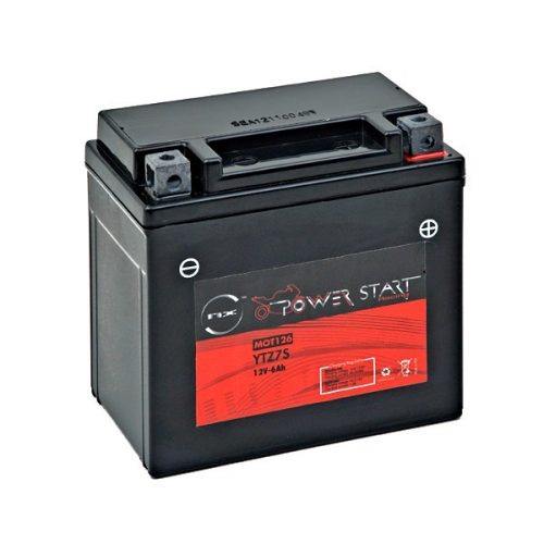 BMW Motorcycle battery YTZ7S / GTZ7S-BS 12V 6Ah