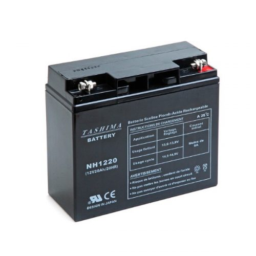 Bombardier Motorcycle battery YTX20L-BS/ WPX20LBS 12V 20Ah-B21076S - MOT131