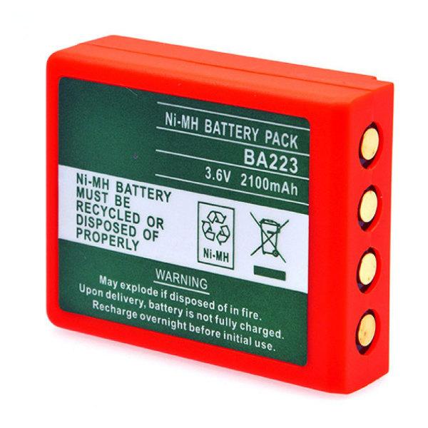 HBC BA Crane remote control battery 3.6V 2200mAh - B31020S RMH0657