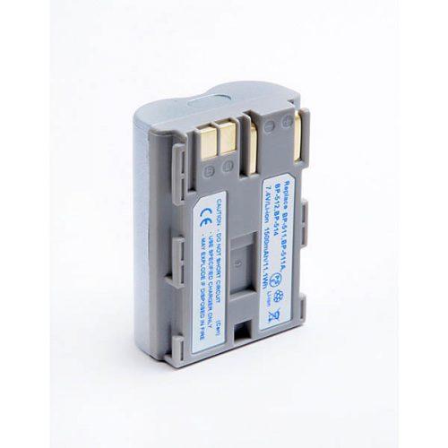 Canon digital camera/camcorder battery 7.4V 1500mAh - B41045S - VML9010