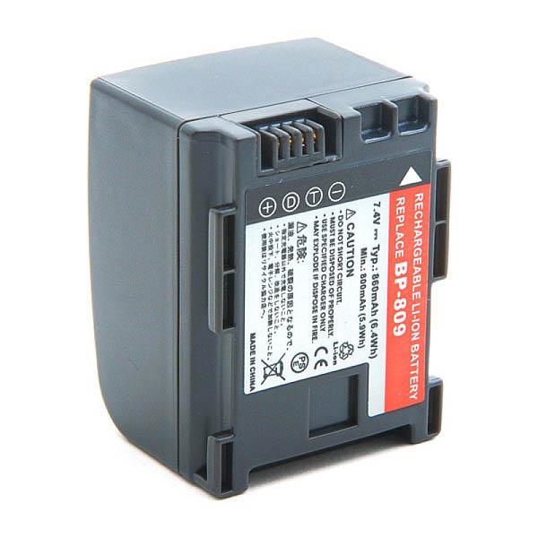 Canon camcorder battery 7.4V 860mAh - B41052S - VML9070
