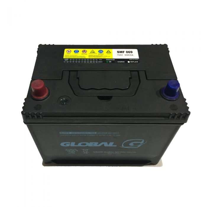 GLOBAL 069 70Ah Starter Battery